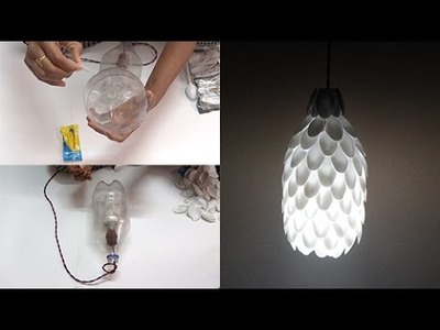 DIY - How to Make Bedroom Ceiling Light - Tutorials