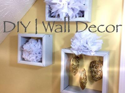 DIY | Recycled Wall Decor