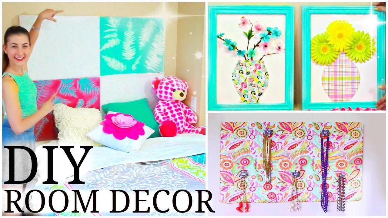 DIY Tumblr Room Decor for Teens! | Tumblr Style