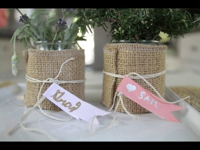 Holiday Craft: Easy Table Decorations By Wondermint Kids