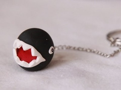 How to make a Chain Chomp Keychain - DIYGG