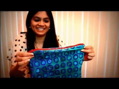 How to reuse. recycle. old bags.- No Sew DIY Project