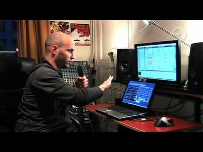 Krazy Baldhead's DIY movie on Ableton Live 8