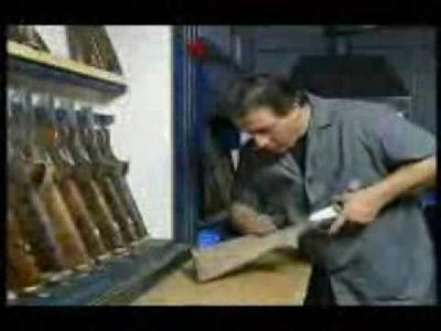 Lavorazione Legni - The Craft of Stocks