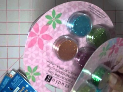 Michael's Haul: Crafts, Hello Kitty, and Glitters!!