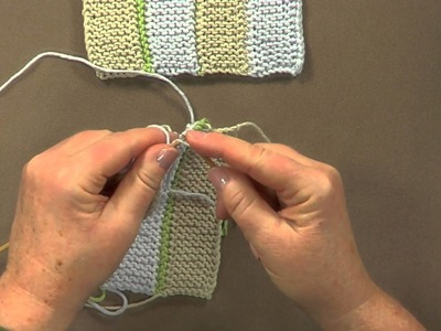 Preview Domino Knitting with Vivian Hoxbro Video Workshop