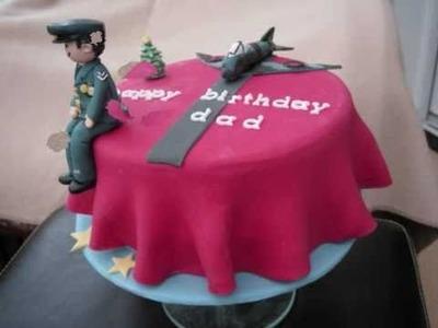 RAF Birthday Cake 2010