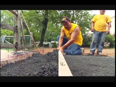 "Rinox Pavers featured on DIY Network's ""King of Dirt"""
