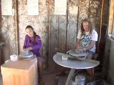 Craft Activities - Walton's Grizzly Lodge Summer Camp