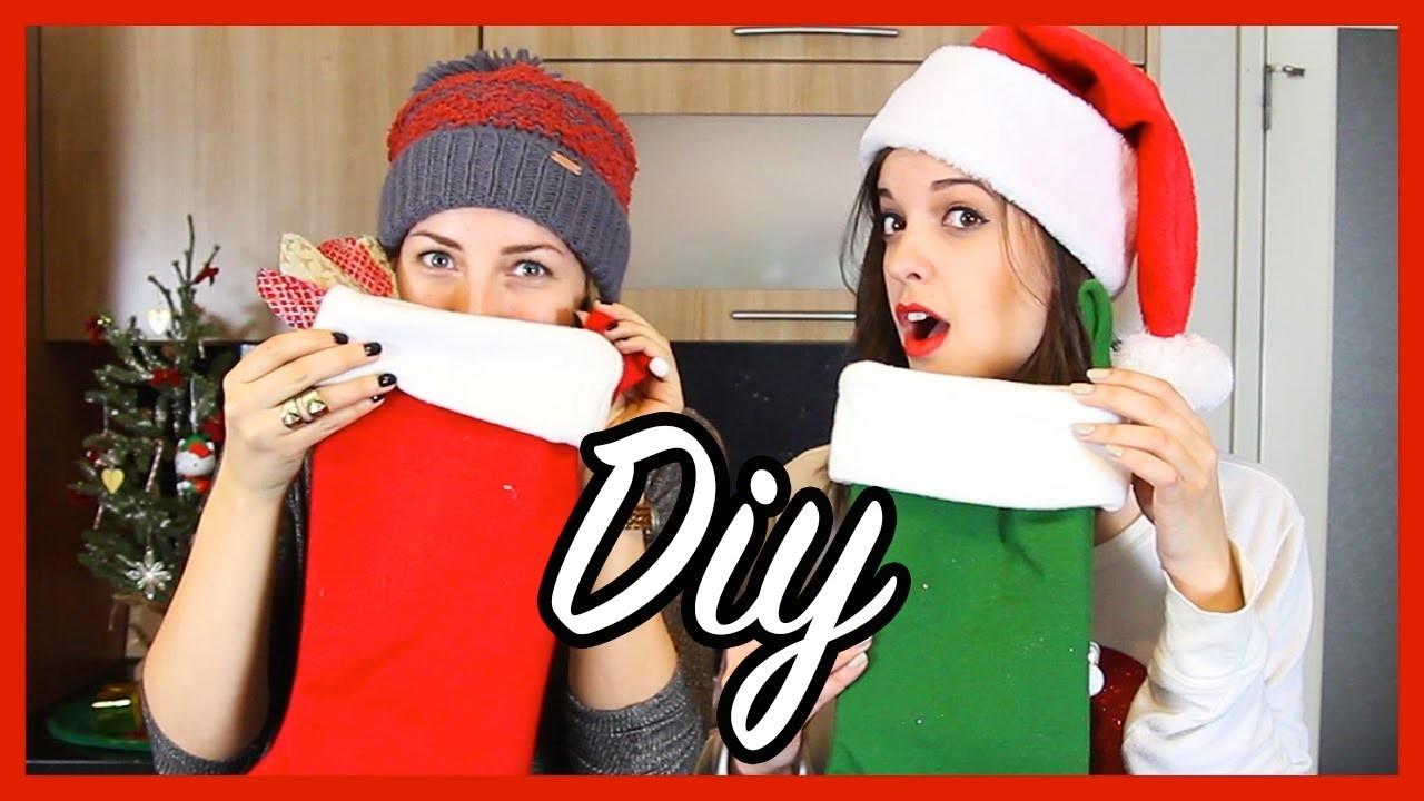 DIY Stockings! | Ft Catrific