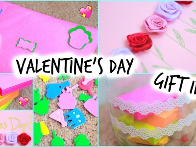 DIY: Valentine's Day Gift Ideas! ♡ Quick & Easy