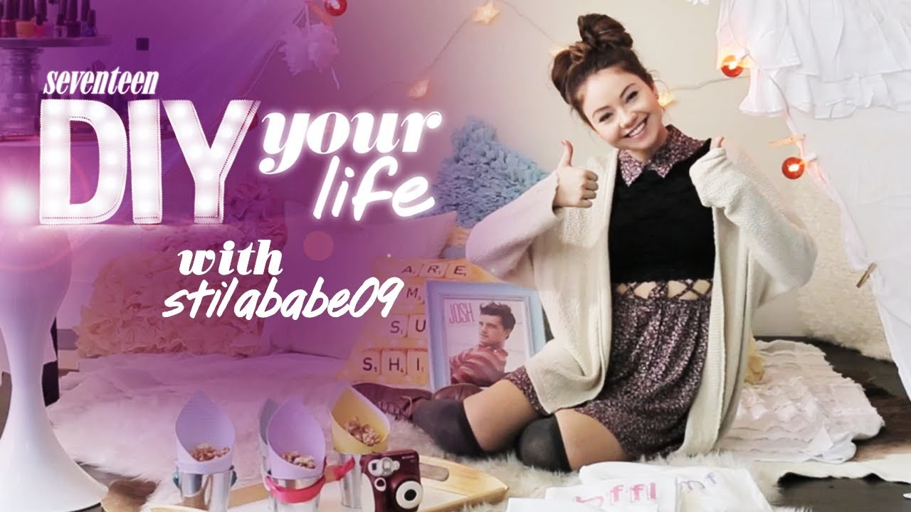 DIY Your Life with Stilababe09 - Girls Night In