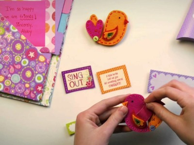 Introducing Sew & Shares from American Girl Crafts