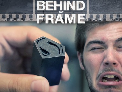 Make the Command Key from Man of Steel! -- Behind the Frame