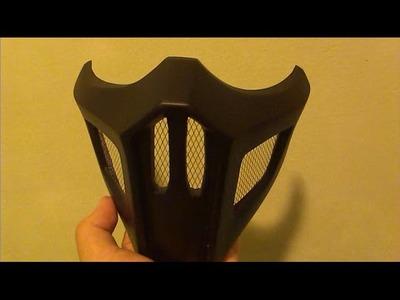 Mortal Kombat - Noob Saibot's Mask DIY
