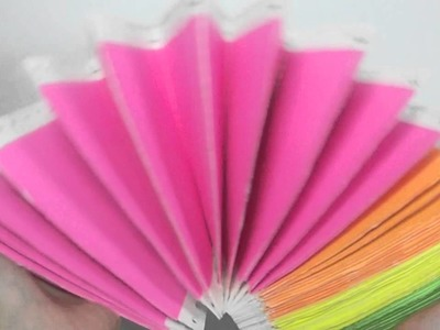 Origami Rainbow (Yami Yamauchi) - not a tutorial