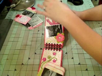 Scrapbook Paperbag Mini Album: