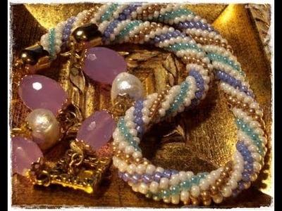 Tutorial db bead    tutorial per creare schemi per spirali  crochet bead mediante software db bead