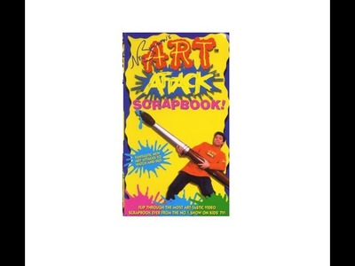 Art Attack -Scrapbook