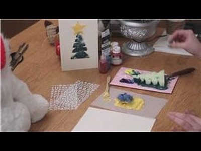 DIY Christmas Cards : How to Create Your Own Holiday Card Paper