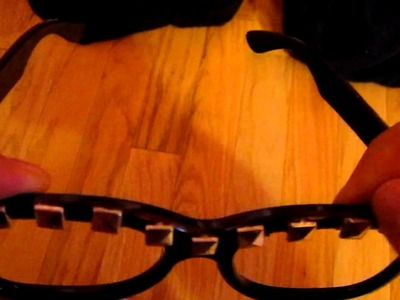 DIY LMFAO Glasses