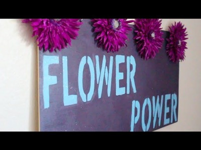 DIY- MAKE YOUR OWN ROOM DECOR