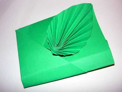 Envelope Origami (Greeting Card)