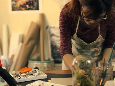 Jungle Diorama Project : Arts & Craft Tips