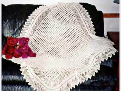Knitting Baby Blankets