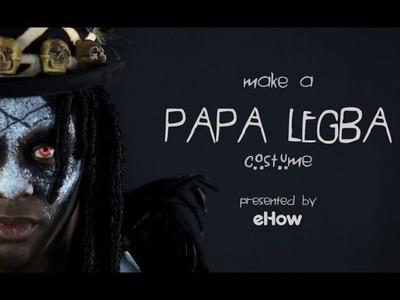 Make a Papa Legba Costume