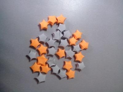 Tutorial Origami   Stelute norocoase   RO   HD