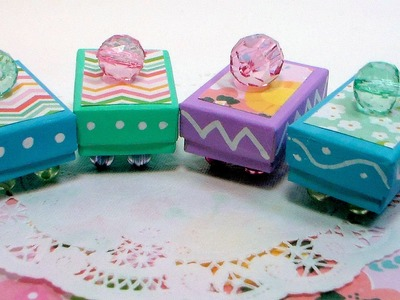 5 Minute Trinket Box Craft for Mothers Day