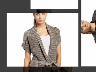 5 Top Best Seller Celebrity Style Knit Sweater of 2011