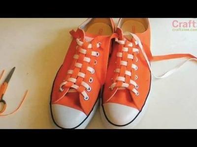 Basket Weave Kicks - CRAFT Video