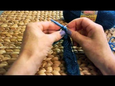 Cable in Rib Stitch