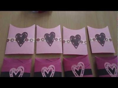 Craft Series - Valentine Utensils Holder