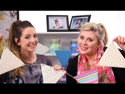 DECORATION IDEAS! WITH ZOELLA AND LOUISE