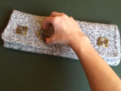 DIY Fashion and Accessories: How to Make a Clutch