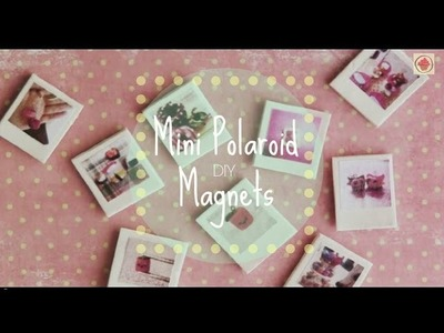 DIY: Mini Polaroid Pictures out of Polymer Clay