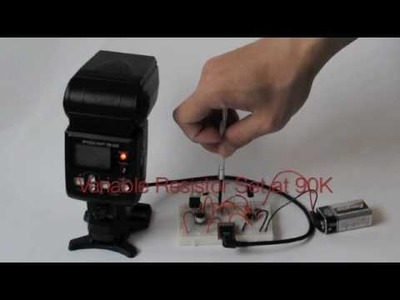 High Speed Photography (DIY)