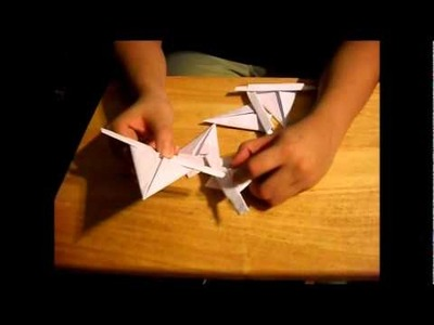 How to Make an Origami Five-Point Star