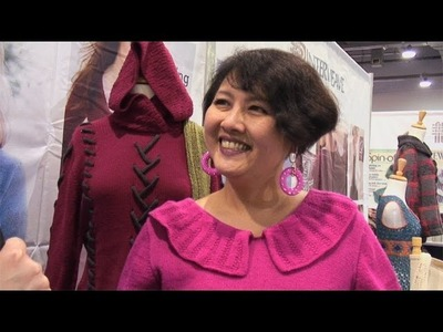 Lily Chin, knitting + crochet designer.author - interview - lk2g-080