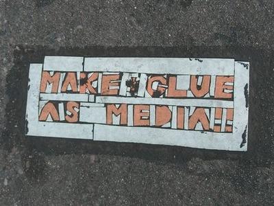 Linoleum Asphalt Mosaics - CRAFT Video Podcast