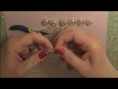 Murano Glass Bead Necklace Tutorial