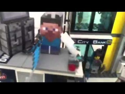 Notch papercraft and my papercraft collection