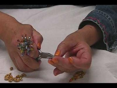 Paper Bead Dangle Earrings.wmv