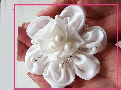 Silky bridal flower, how to diy, wedding accessories, inde weddings, budget wedding