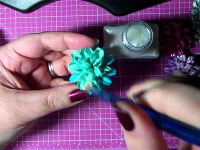 Wild Orchid Crafts - Carnation.Water Lily Flower