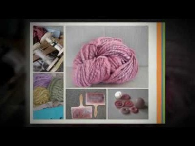 5 Free Knitting Patterns for Handspun Yarn