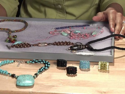 Beading Projects : How to Embellish With Beads